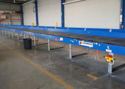 carousel conveyor system install_011
