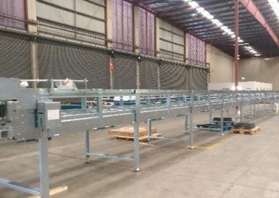 parcel sortation system install_004